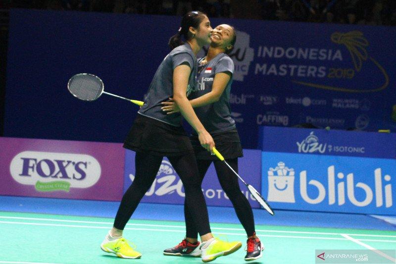 Jadwal pertandingan final Indonesia Masters 2019