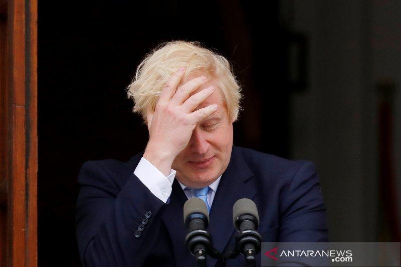 PM Inggris Boris Johnson positif terjangkit virus Corona