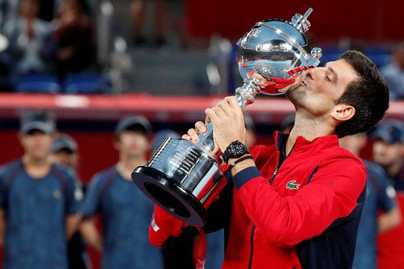 Turnamen tenis Japan Open ditiadakan khawatir gelombang kedua virus corona