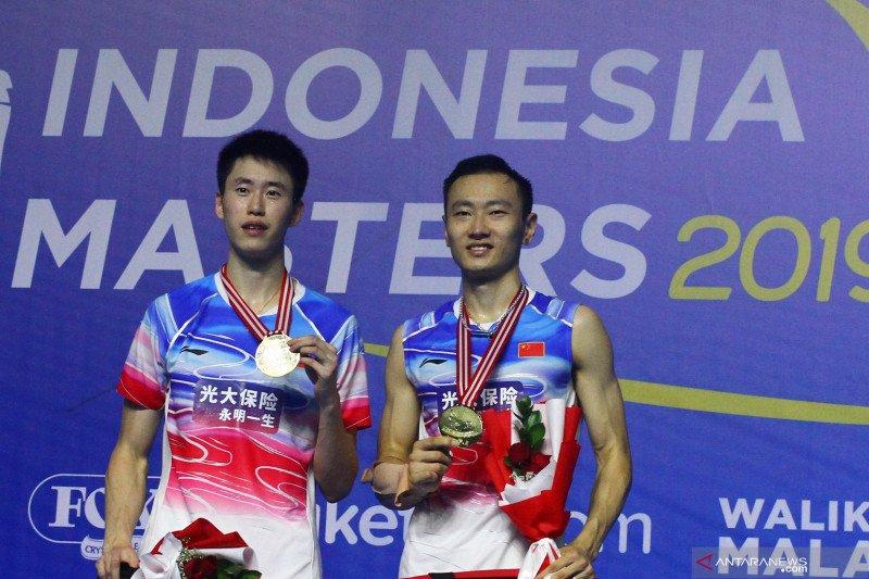 China borong empat gelar di Yuzu Indonesia Masters 2019