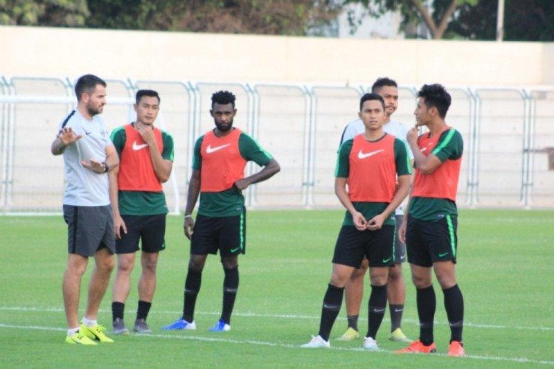 Simon: Timnas Indonesia punya senjata untuk taklukkan UAE