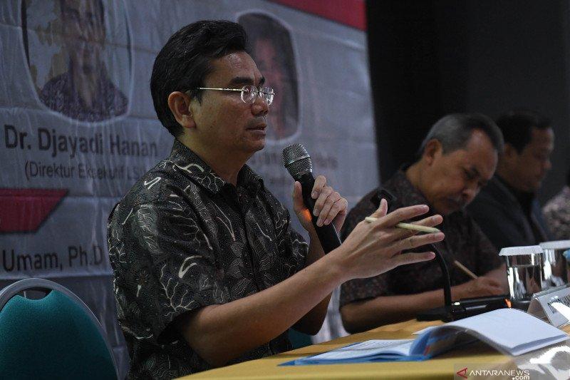 Hasil survei Prabowo, Ganjar, dan Anies tiga nama teratas calon presiden
