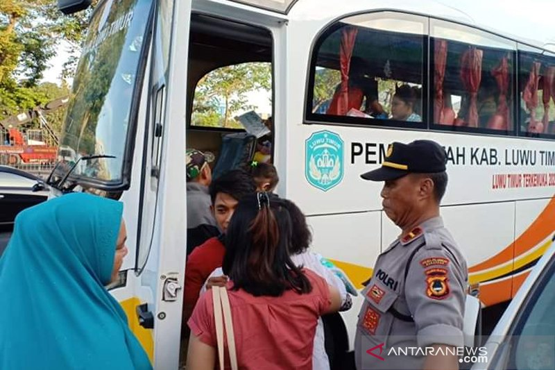 Pemkab Lutim jemput tujuh warganya korban Wamena di Makassar