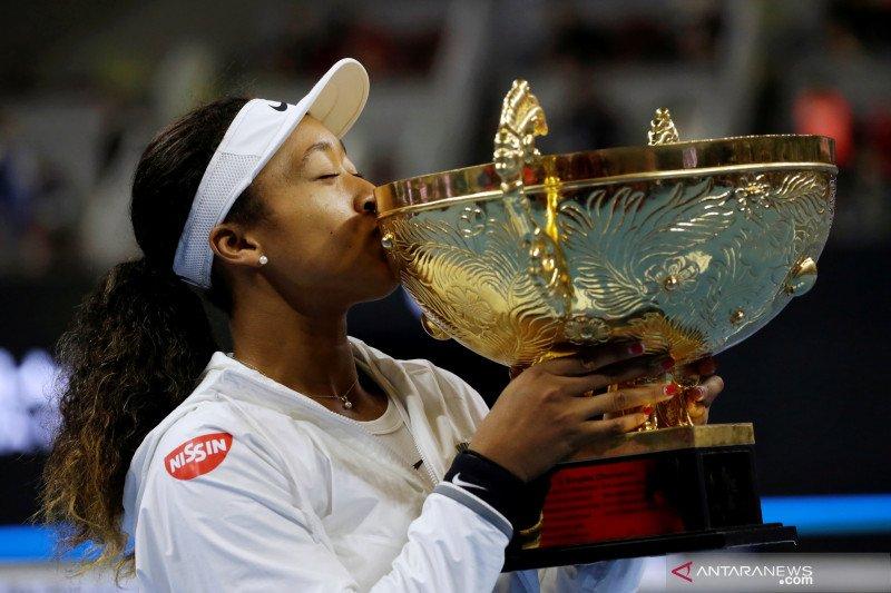 Osaka juara China Open 2019