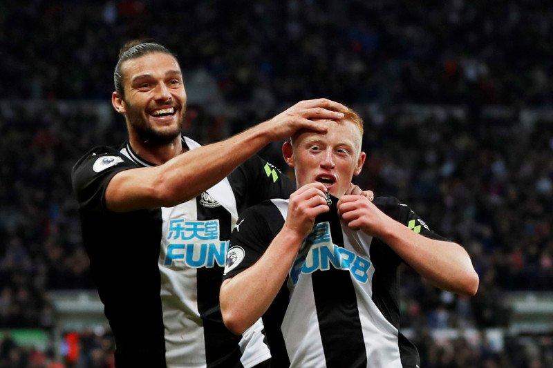 Liga Inggris, MU dikalahkan Newcastle  0-1 di kandang lawan