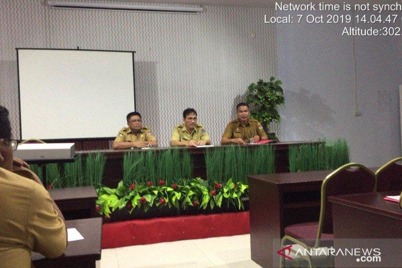 Pemkab Minahasa Tenggara diperiksa Inspektorat Sulut
