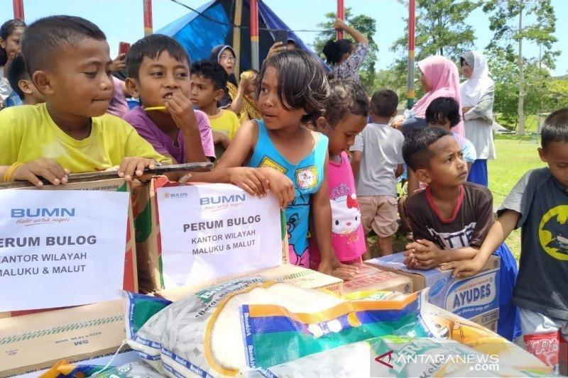 Pengungsi pascagempa di Maluku capai 170.900 jiwa