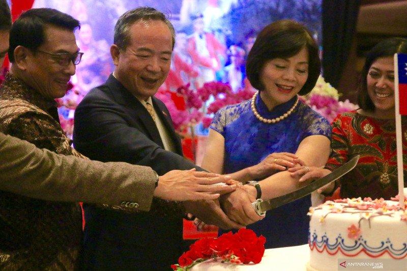 Kantor Dagang dan Ekonomi Taiwan  pamerkan ragam produk makanan dan minuman
