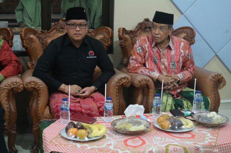 Jokowi-Ma'ruf simbol kemenangan pasangan nasionalis-santri