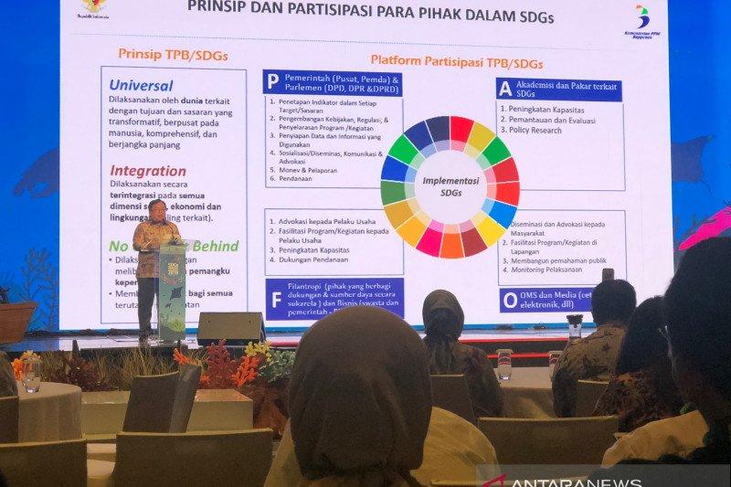 Bappenas libatkan pesantren dalam berbagai program SDGs
