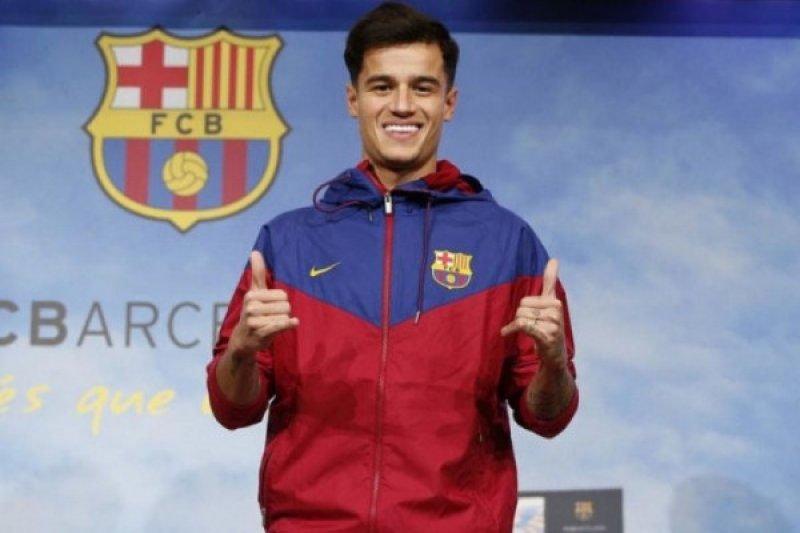 Barcelona ternyata masih berutang 94,6 juta euro pembelian Coutinho