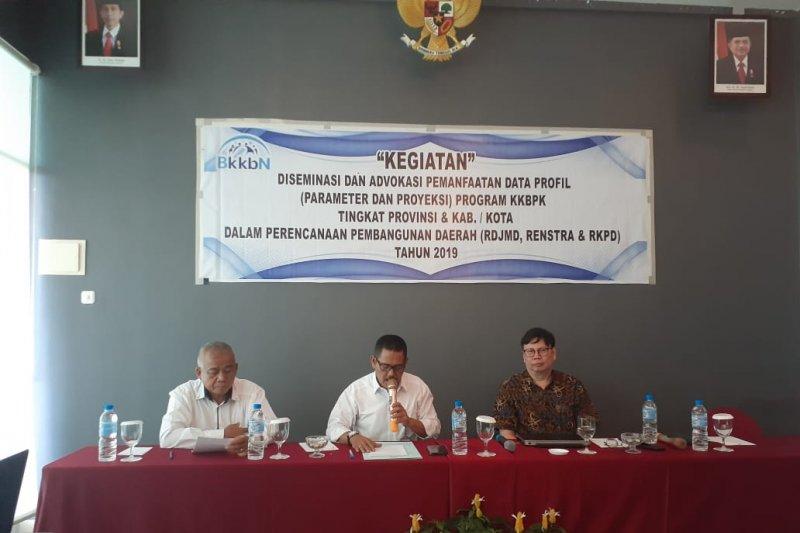 BKKBN Sulut optimistis program KKBPK jadi arah perencanaan pembangunan