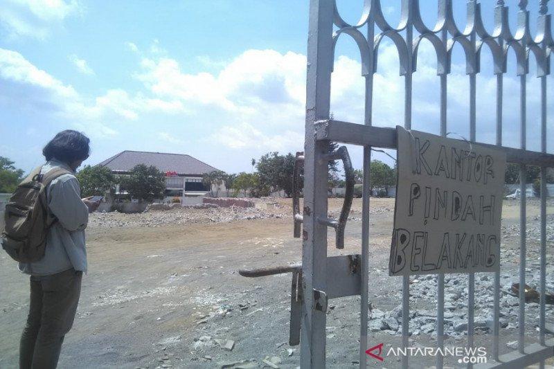 Pembangunan Gedung DPRD Sleman molor
