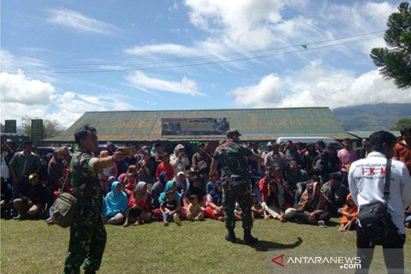 Sumbar tutup bantuan untuk pengungsi korban Wamena 18 Oktober 2019