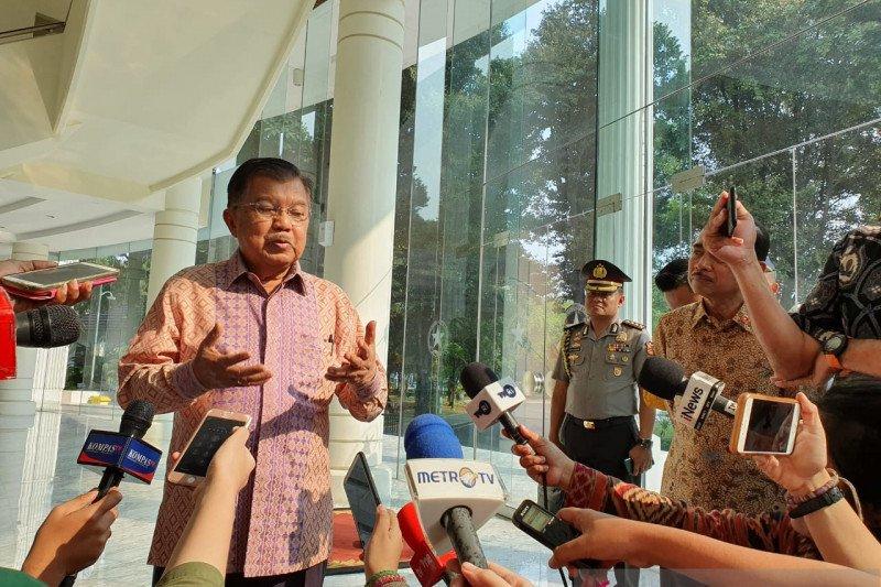 """Wapres dorong skema """"Omnibus Law"""" untuk peningkatan investasi"""