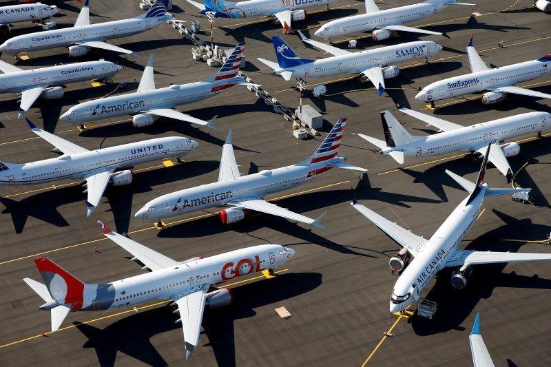 Pilot Southwest tuntut Boeing atas kerugian pelarangan terbang 737 MAX