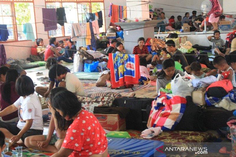 PT Pelni gratiskan keberangkatan 1.400 pengungsi Wamena ke Makassar