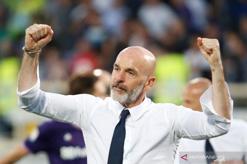 AC Milan resmi kontrak Stefano Pioli sebagai pelatih dua musim