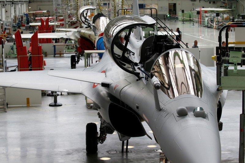 Mesir akan beli 30 jet tempur dari Prancis