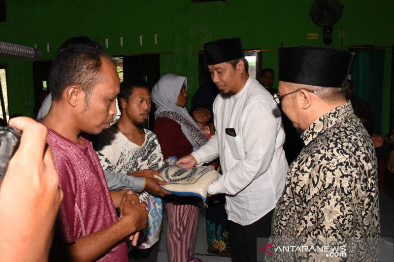 Pemkab Lombok Utara bantu 200 orang penyandang disabilitas