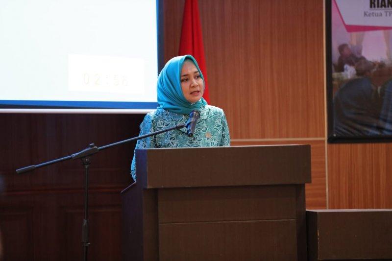 Ketua PKK Provinsi Lampung dorong kader hapus kasus stunting