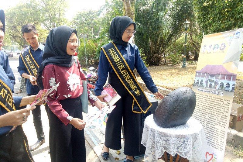 Disbud Palembang  buat museum keliling kuatkan eksistensi Sriwijaya