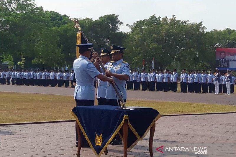 Marsda Nanang Santoso menjabat Gubernur AAU