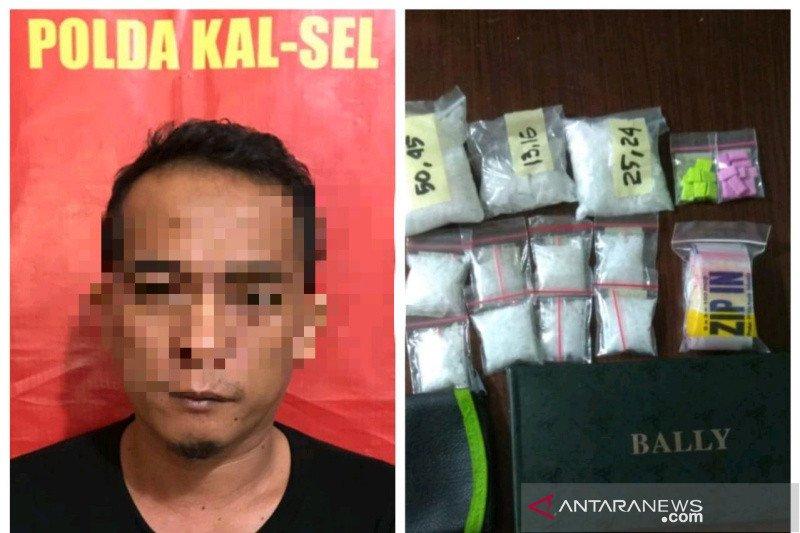 Polda Kalimantan Selatan ringkus 55 pengedar narkoba dalam seminggu
