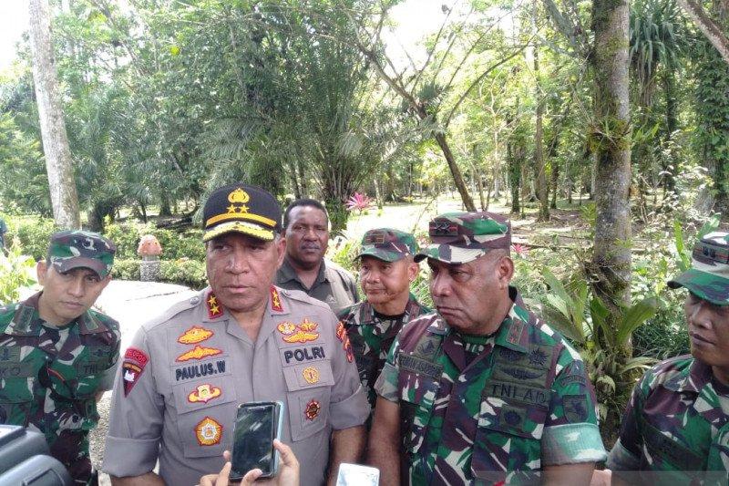 Polri tetapkan 92 orang tersangka sejumlah kasus kerusuhan di Papua