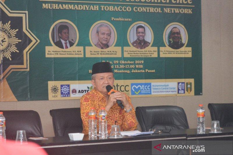 Muhammadiyah: merokok termasuk perbuatan dilarang Al Quran