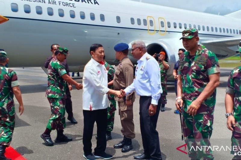 Menko Polhukam: Pasukan keamanan di Wamena dan Ilaga akan ditambah