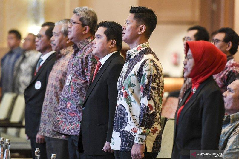 Kongres KOI sahkan empat anggota baru dari induk organisasi cabang olahraga