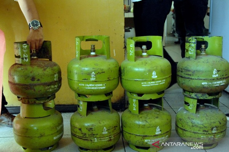Sidak penyalagunaan LPG bersubsidi