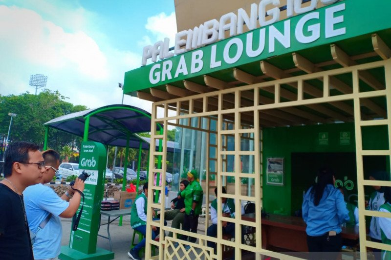 """Grab Indonesia luncurkan """"Grab Now"""" di Palembang"""