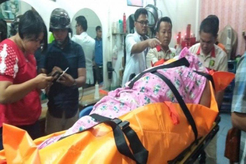 Pria pelanggan salon Cantik Manis mendadak meninggal setelah melakukan ini, korban sempat minta dibelikan obat
