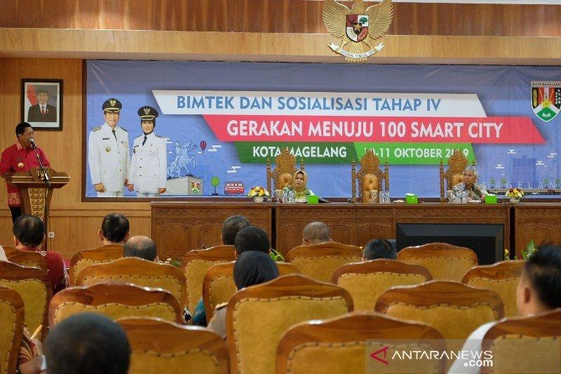 Kota Magelang masuk Program Gerakan Menuju 100 Smart City