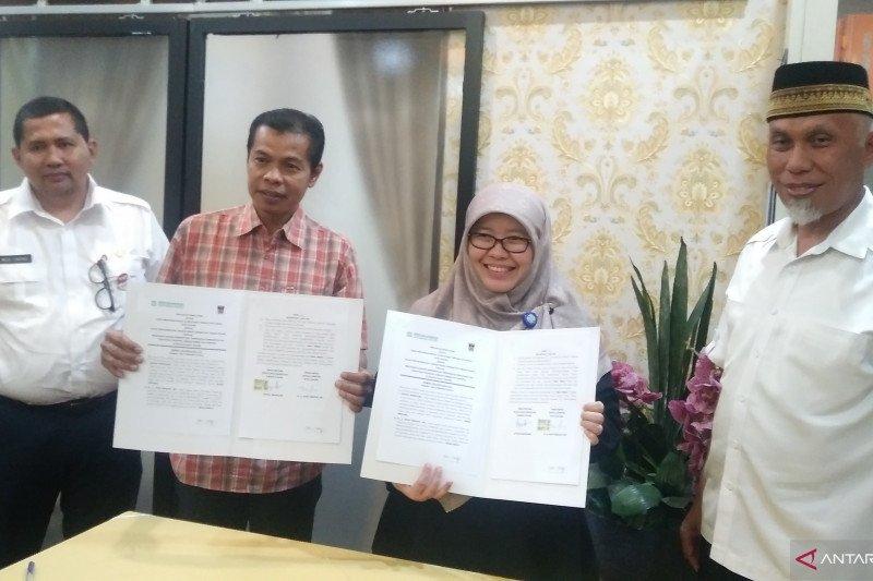 BPJS Kesehatan-Pemkot Padang kerja sama tingkatkan kepesertaan dunia usaha
