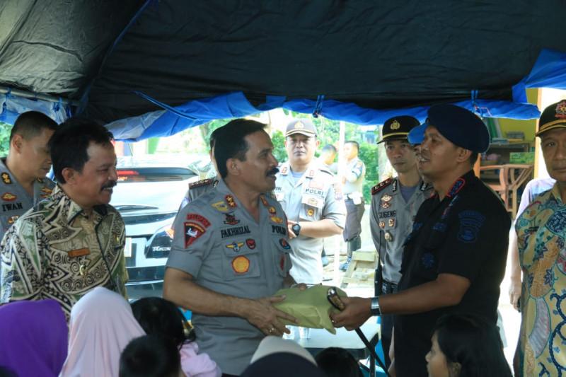 Kebakaran asrama brimob tak pengaruhi anggota bertugas di Papua