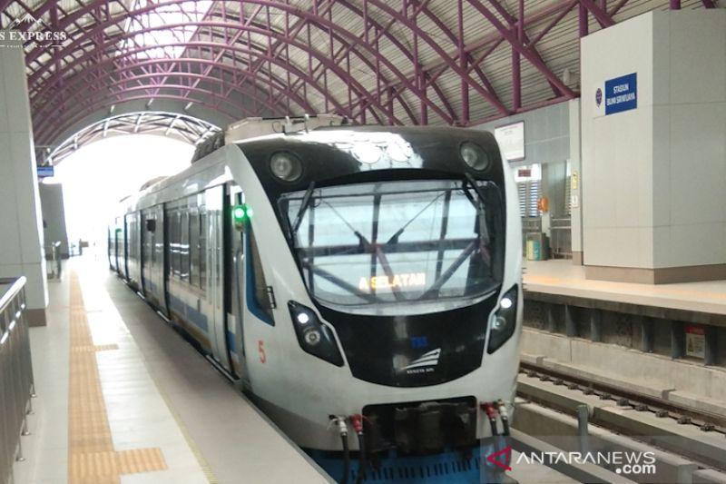 Sumsel tetapkan jalur LRT terintegrasi angkutan sungai