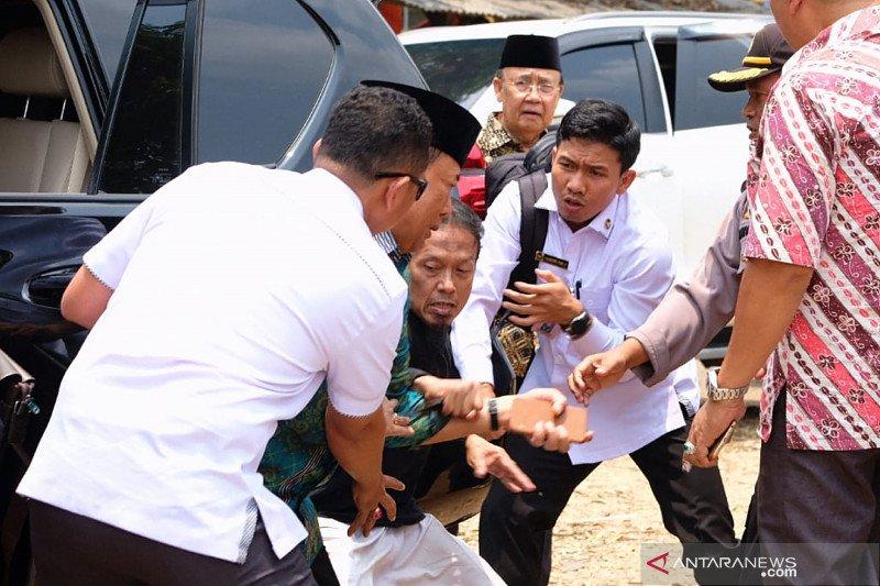 MPR juga kecam aksi penyerangan terhadap Wiranto