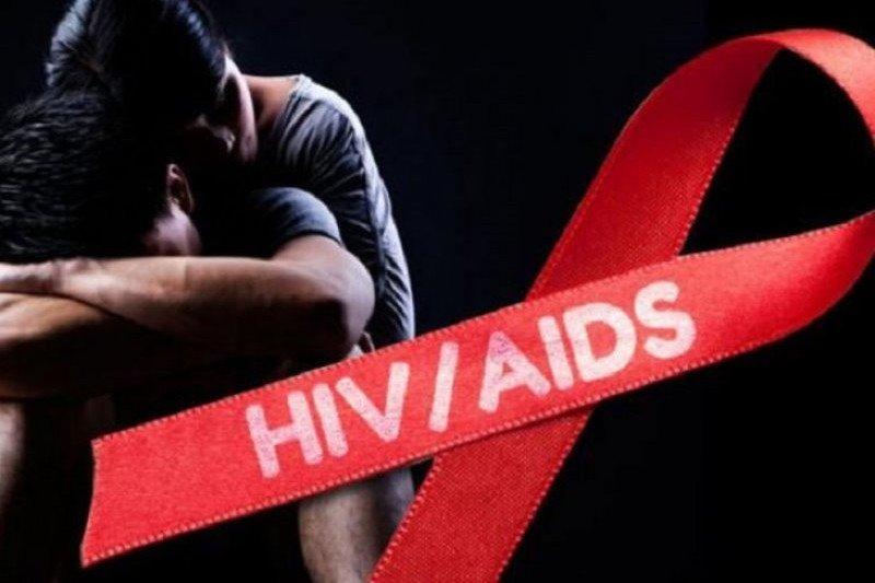 Rumah sakit ini dikunjungi 70-120 kunjungan pasien HIV/AIDS perhari