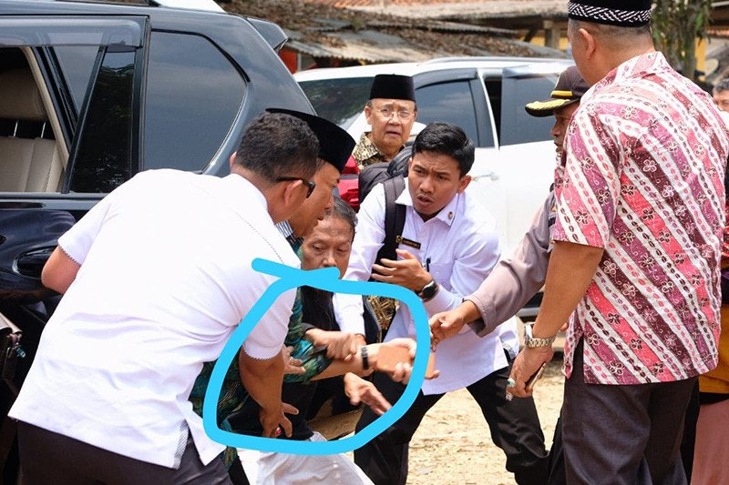 Menkopolhukam Wiranto akan dievakuasi ke Jakarta gunakan helikopter