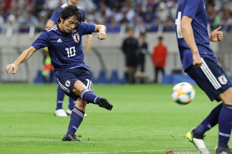 Jepang dan Kyrgizstan menang besar atas lawan-lawannya