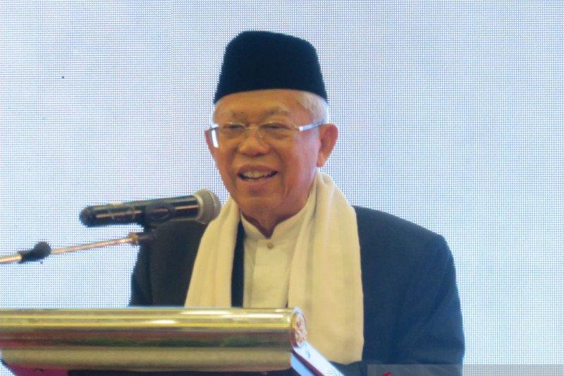 Wisata halal bukan mengubah destinasi jadi halal, kata Ma'ruf Amin