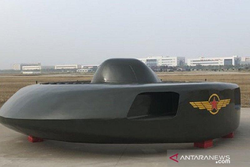 Helikopter mirip piring terbang produksi China diujicoba pada 2020
