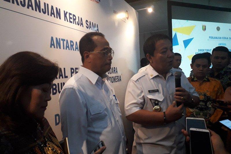 Gubernur harapkan Bandara Radin Inten II layani penerbangan haji dan umrah