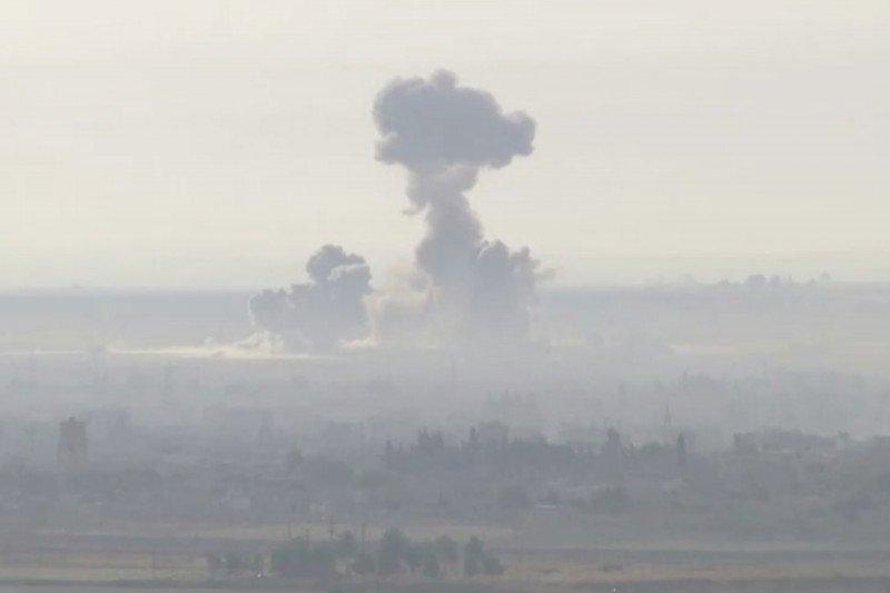 Bom mobil meledak di perbatasan Suriah, Turki tewaskan empat orang