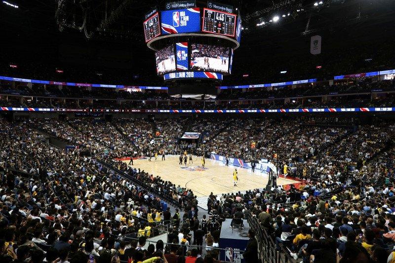 Nets berhasil taklukan Lakers
