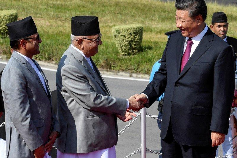 Kepolisian Nepal tahan 122 warga China atas dugaan kejahatan siber, penipuan bank