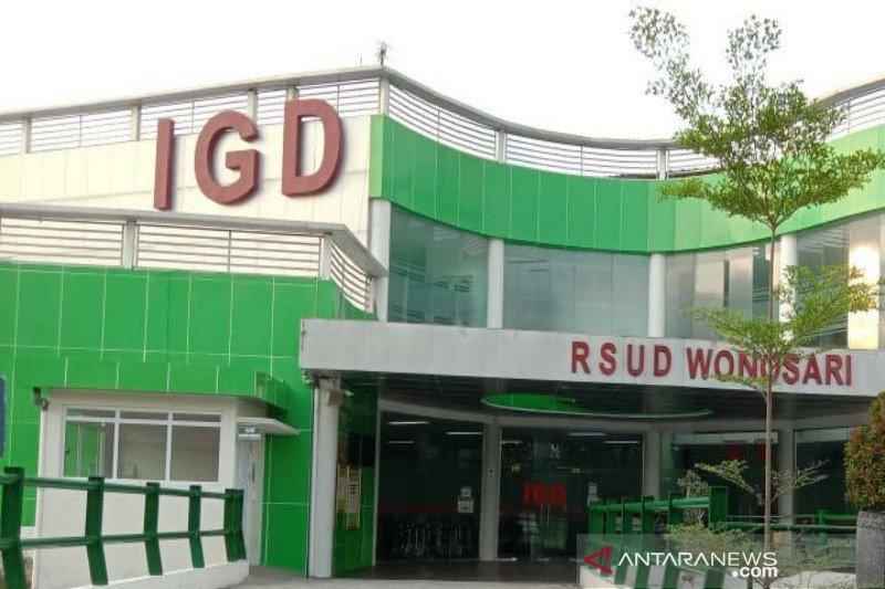 Satu pasien COVID-19 di RSUD Wonosari dinyatakan sembuh